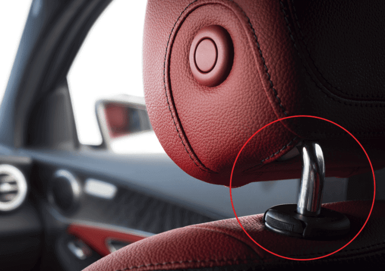 Removeable Headrest In Cars