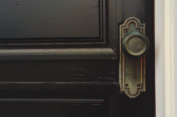 Most Doorknobs Are Made Of Brass