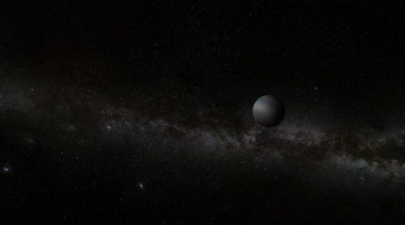 "Scientists Found A ""ROGUE PLANET"" Drifting In Milky-Way"