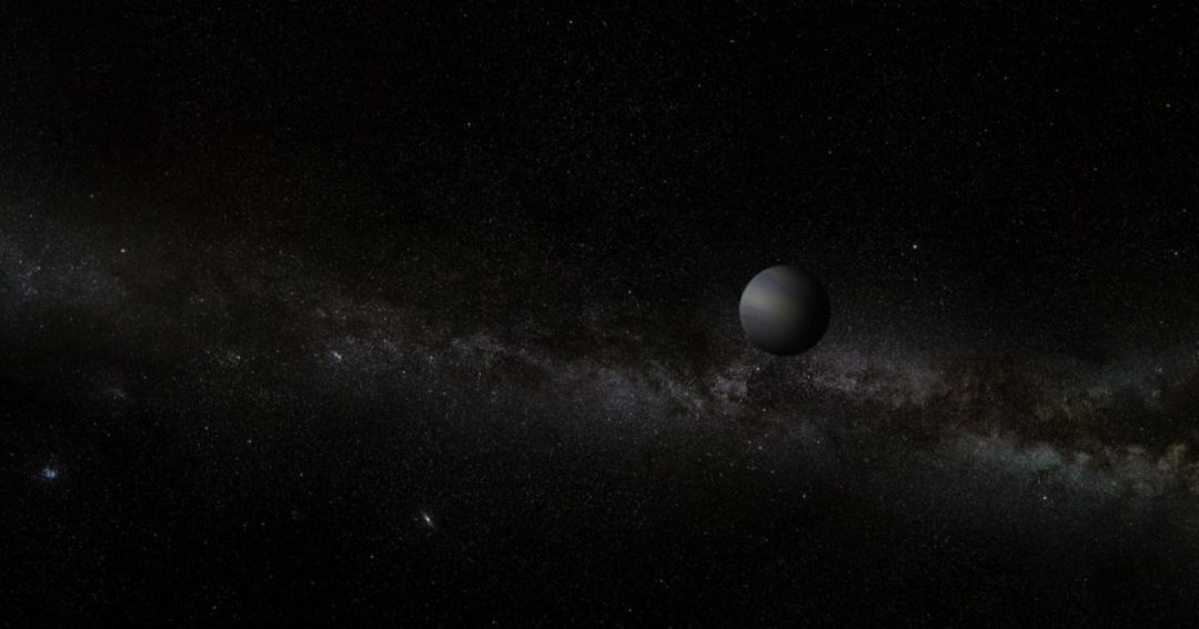 """Scientists Found A """"ROGUE PLANET"""" Drifting In Milky-Way"""