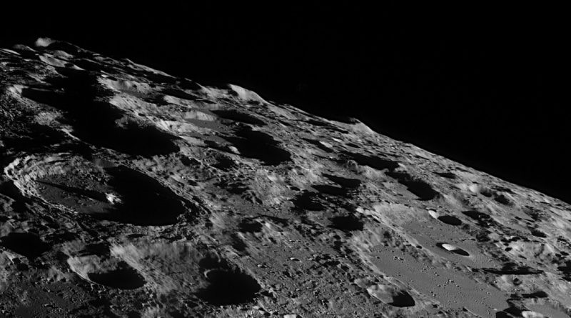 NASA Had Just Confirmed Traces Of Water Found On Moon