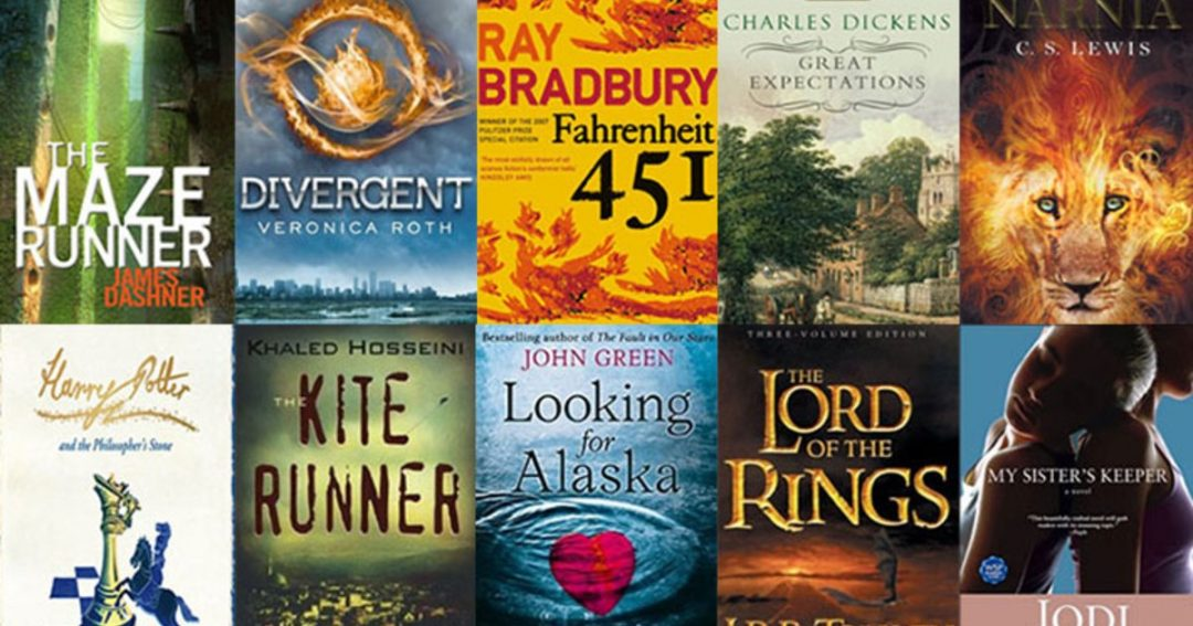 100 Best Loved Novels You Should Read At Least Once
