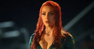 Petition To Remove Amber Heard From 'Aquaman 2' Passed 1.5M Signatures