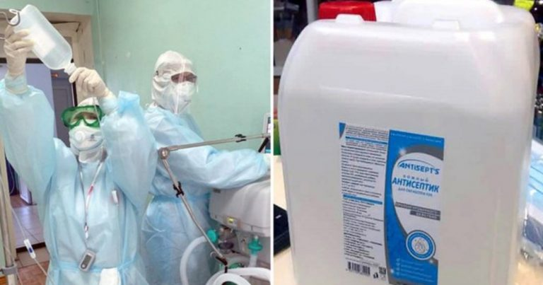 Seven People Pass Away After Drinking Hand Sanitizer In Russia