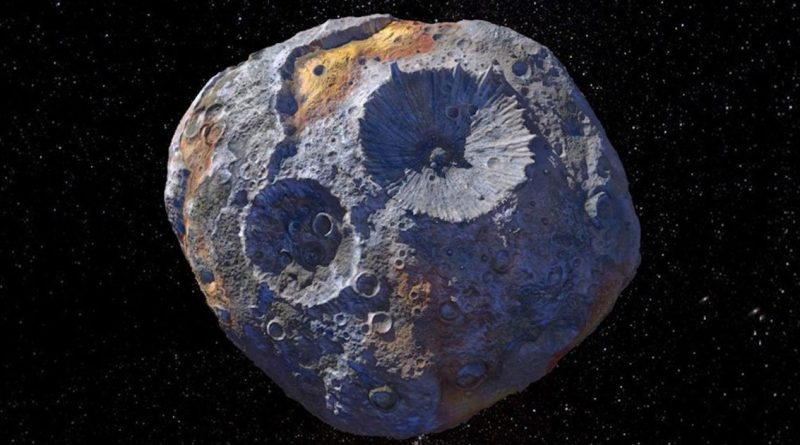 An Asteroid Worth $10 Quintillion Discovered By Hubble Telescope