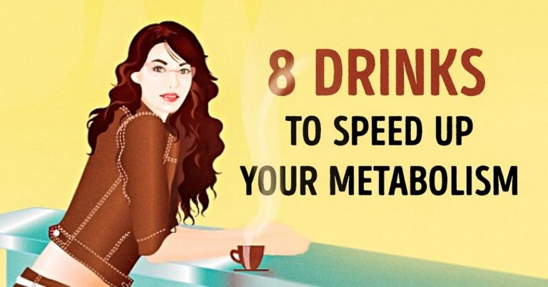 8 Drinks To Tone Up Your Body By Boosting Metabolism