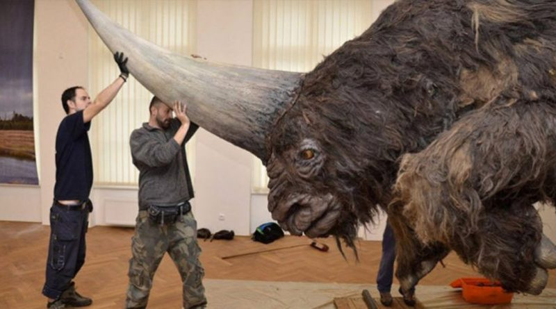 Study Shows That Siberian 'Unicorn' May Have Walked The Earth Alongside Humans