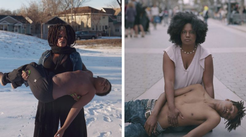 Black Mothers Act Out What The Future May Hold For Their Sons