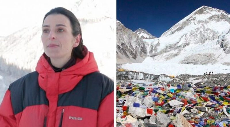 Alpinist Organizes A Massive Clean-Up Of Mount Everest And Removes 8.5 Tons Of Trash