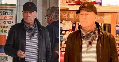 Bruce Willis Reportedly Asked To Leave Store After He Refused To Wear A Mask