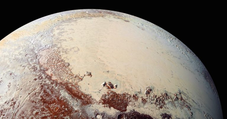 Prospects Of Life Found On Pluto