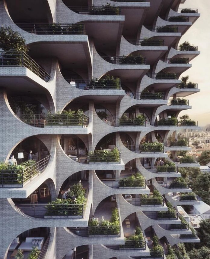Wonderful architectural pieces