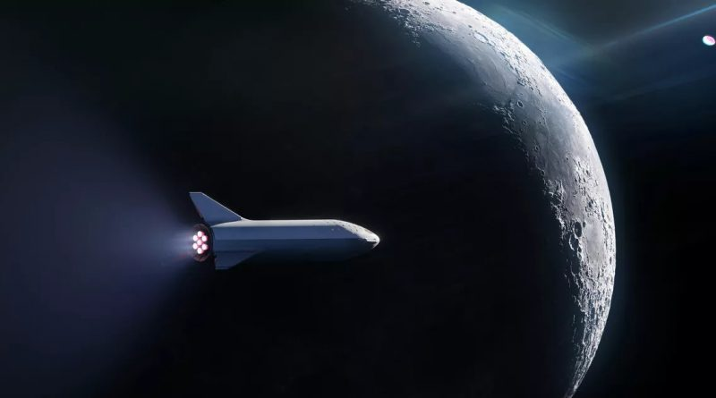SpaceX To Take Us 'further Than Any Human Has Ever Gone Before