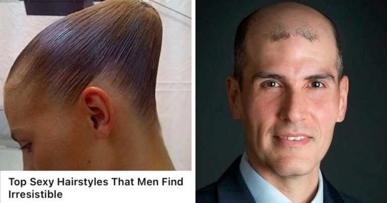 20 Disastrous Hair Cuts As Posted In This Online Community