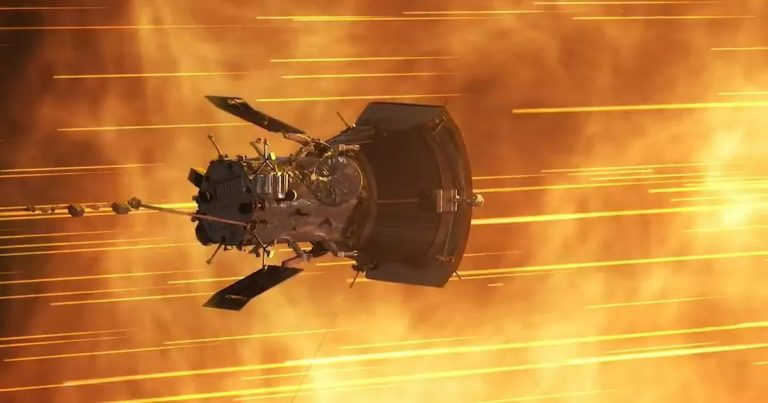 NASA Solar Probe 'Touches The Sun', Becomes Fastest Object Ever Built