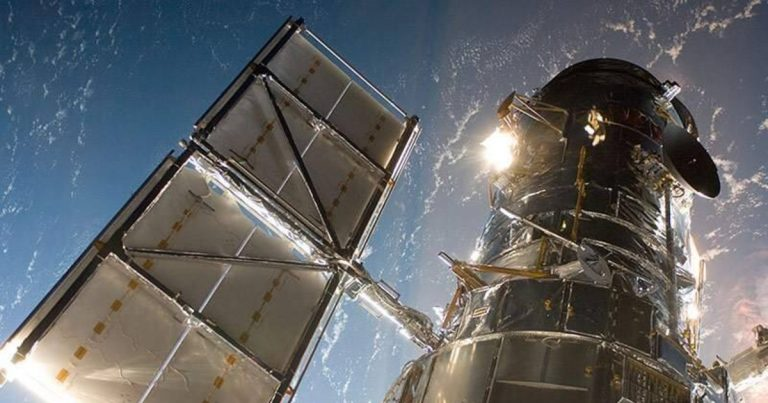 Hubble Telescope Shuts Down And Is Fighting For Survival