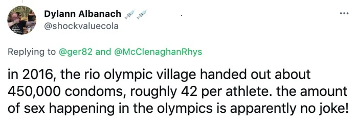 Irish Gymnast Disproves Claim That Olympic Cardboard Beds Are 'Anti-Sex' Beds