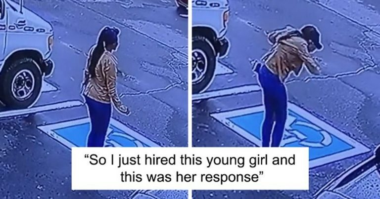 Homeless Woman Dances Happily When She Finally Got A Job After Months Of Looking
